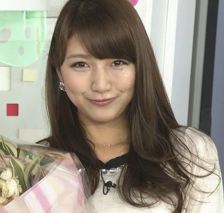 めざましテレビを卒業した三田友梨佳